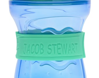 Personalized Sippy Cup Labels & Baby Bottle Labels (3 PACK)