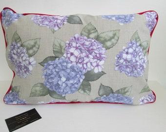 Hydrangea  Flower Cushion