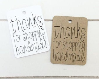 Thank You Gift Tags / Product Packaging Tags / Product Labels / Jewelry Packaging / Jewelry Tags / Jewelry Labels / Soap Packaging Labels
