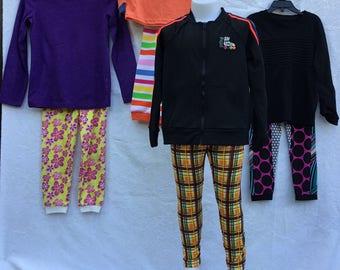 Stretchy/ Colorful/ Pants/ Fashionable/ Seasonal Leggings, Toddler