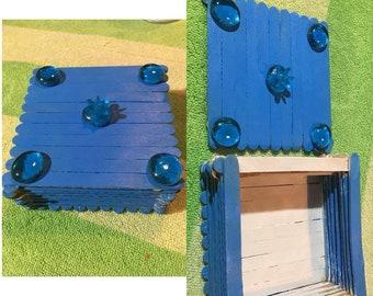 Jewelry box - wooden