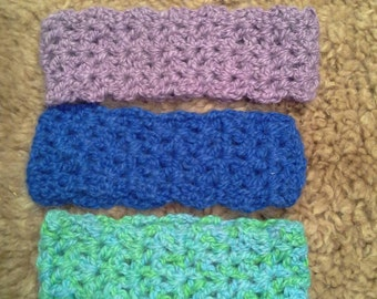 Alpaca hand made super soft headbands - Small