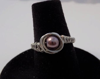 The Shield Maiden's Ring - Size 6.5
