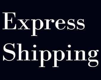 Express Shipping- International