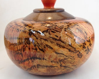 Tiger Bowl With Lid