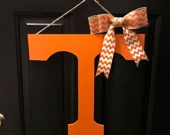 University of Tennessee door hanger