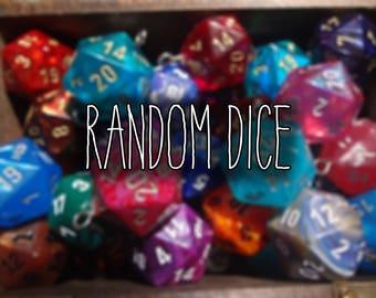 RANDOM  D20 Necklace: Blind Bag