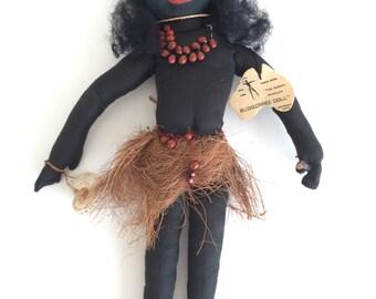 Budgerree Vintage Stockinette Doll