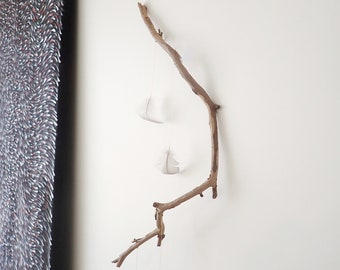 Half Moon. Fill up your nightswith Love and Happiness with this pretty, calming piece.