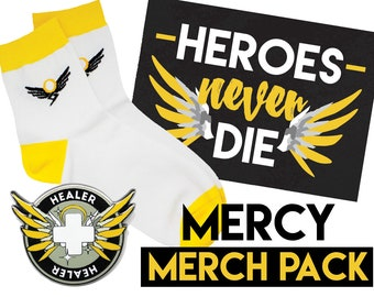 Mercy Merch Pack