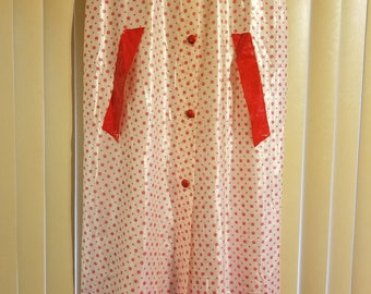 1960s Cape Raincoat size XL