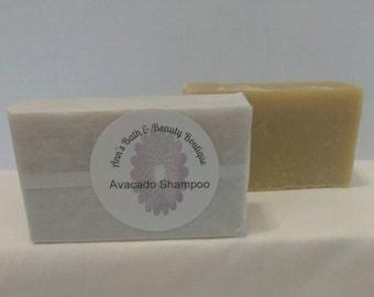 Avocado Shampoo Bars (4oz)