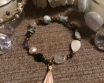 Gemstone Handmade Bracelet