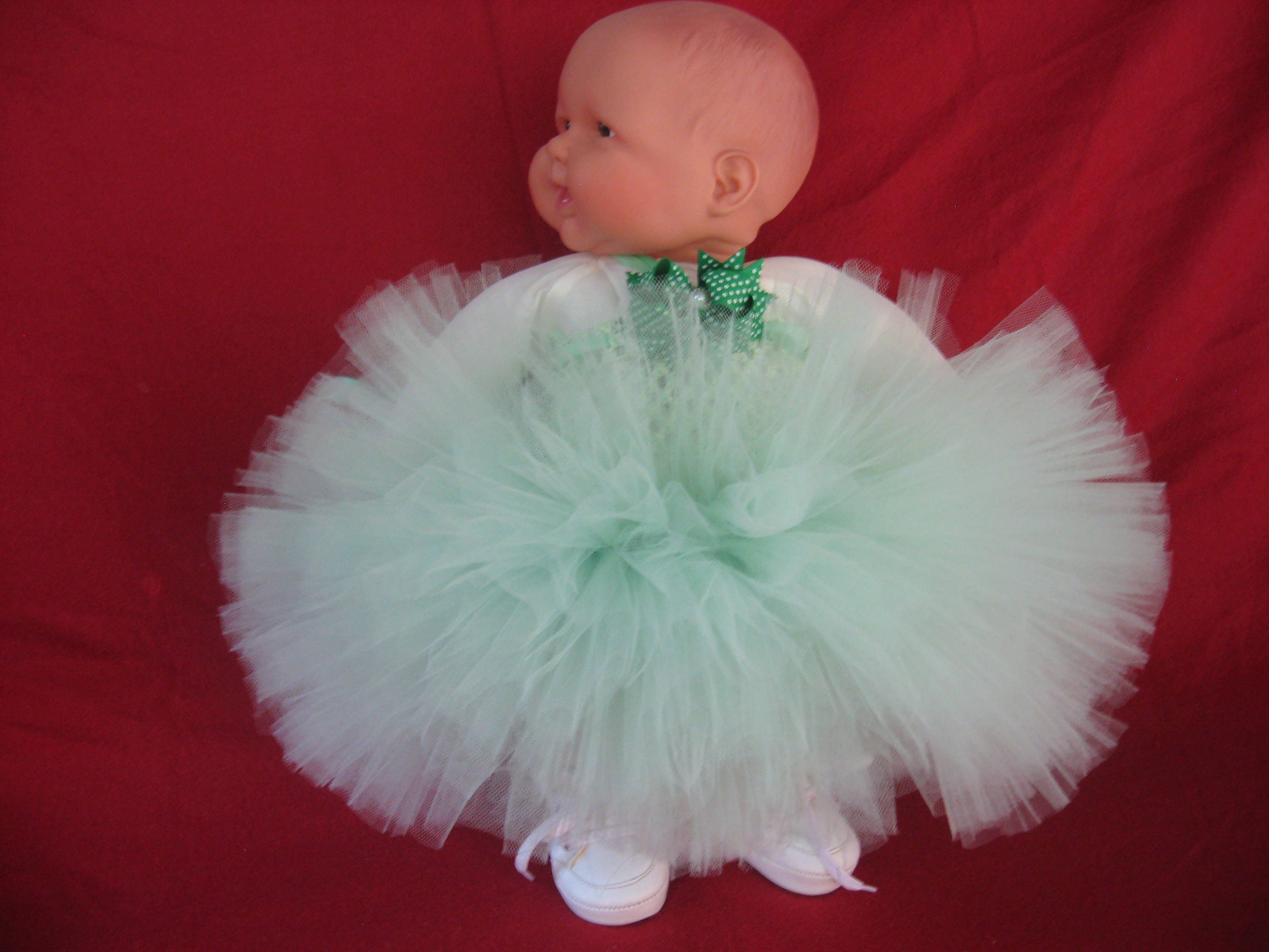 Handmade Baby Tutu Baby Girl Tutu Dress Infant Tutu Dress Spring