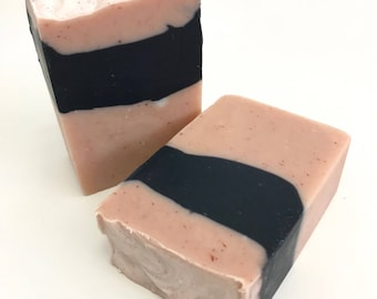 French Pink! Handmade soap