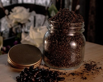 Natural Coffee Sugar Scrub