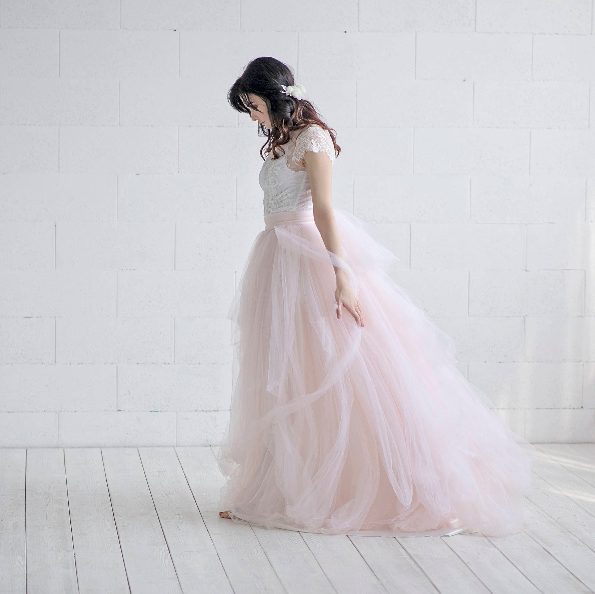 Cleo - whimsical wedding gown