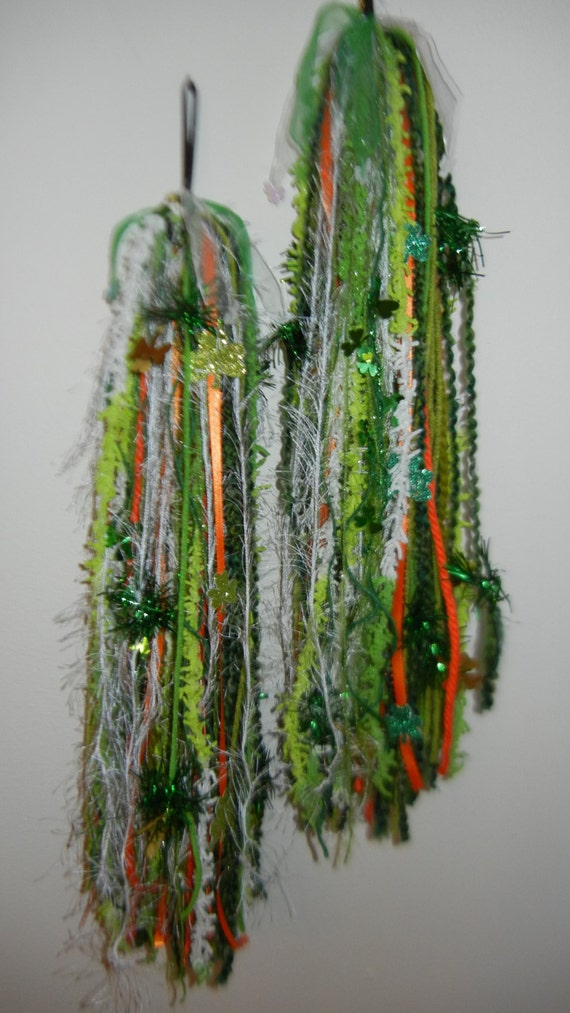 Turbo's Fairy Wigs -  Luck O'the Irish (TYDF-017) Made to Order