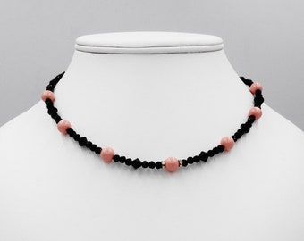 Light Coral necklace