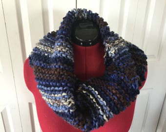 Beautiful handknit Outlander inspired scarf