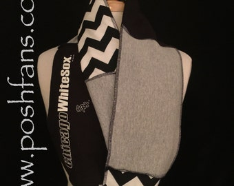 Chicago White Sox Infinity Scarf