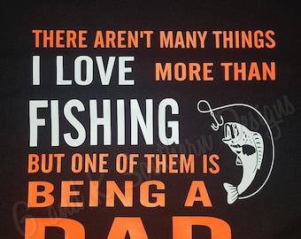 Fishing shirt for dad