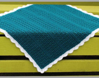 Parker Baby Blanket Crochet Pattern ... Instant Download