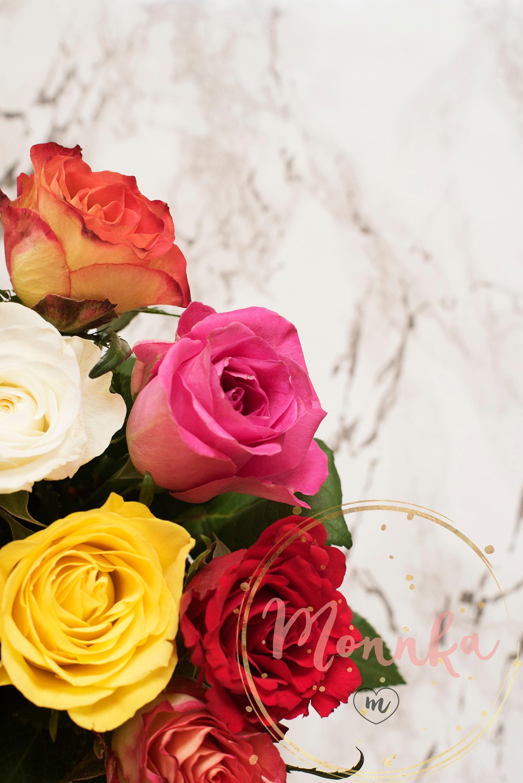 Styled stock photo styled floral desktopautiful fresh zoom izmirmasajfo