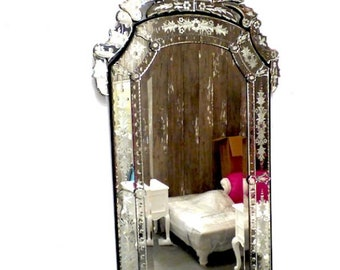 Venitian Mirror (Two Sizes Available)