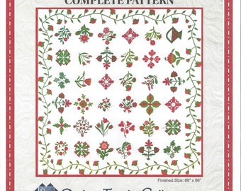 Triplett Sisters' Block of the Month Complete Pattern