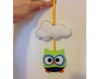 Owl Birth