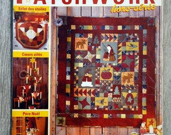 Magazine Elena patchwork 6H - Temps de l'Avent et Noël