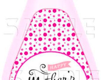 It's A Boy Baby Shower Round Stickers (Set of ...
