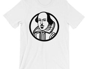 William Shakespeare T-Shirt - English Literature T-Shirt