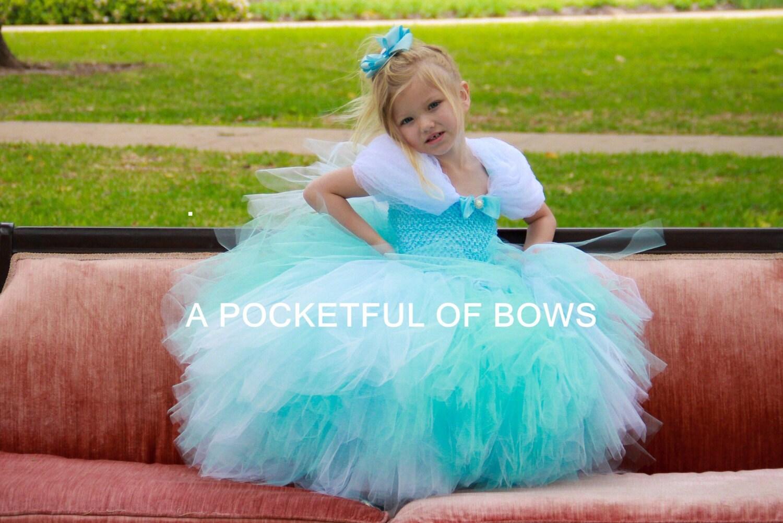 Couture Cinderella Tutu Dress Princess Tutu Dress
