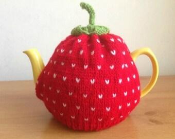 Strawberry Teacosy