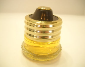 Vintage 1970s AVON RIGHT CONNECTION Fuse (2) 1.5  fl. oz. Wild Country After Shave--Full bottle