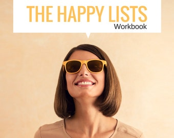 The Happy Lists Workbook