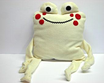 Child frog cushion / pillow / balance