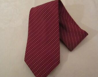 Men's 100% Silk Tie Hand Made in Italy. BARNEYS NEW YORK!