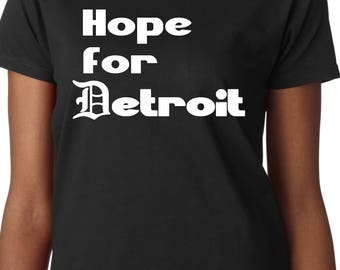 JaySinMyers Presents HOPE forDETROIT   #ijs