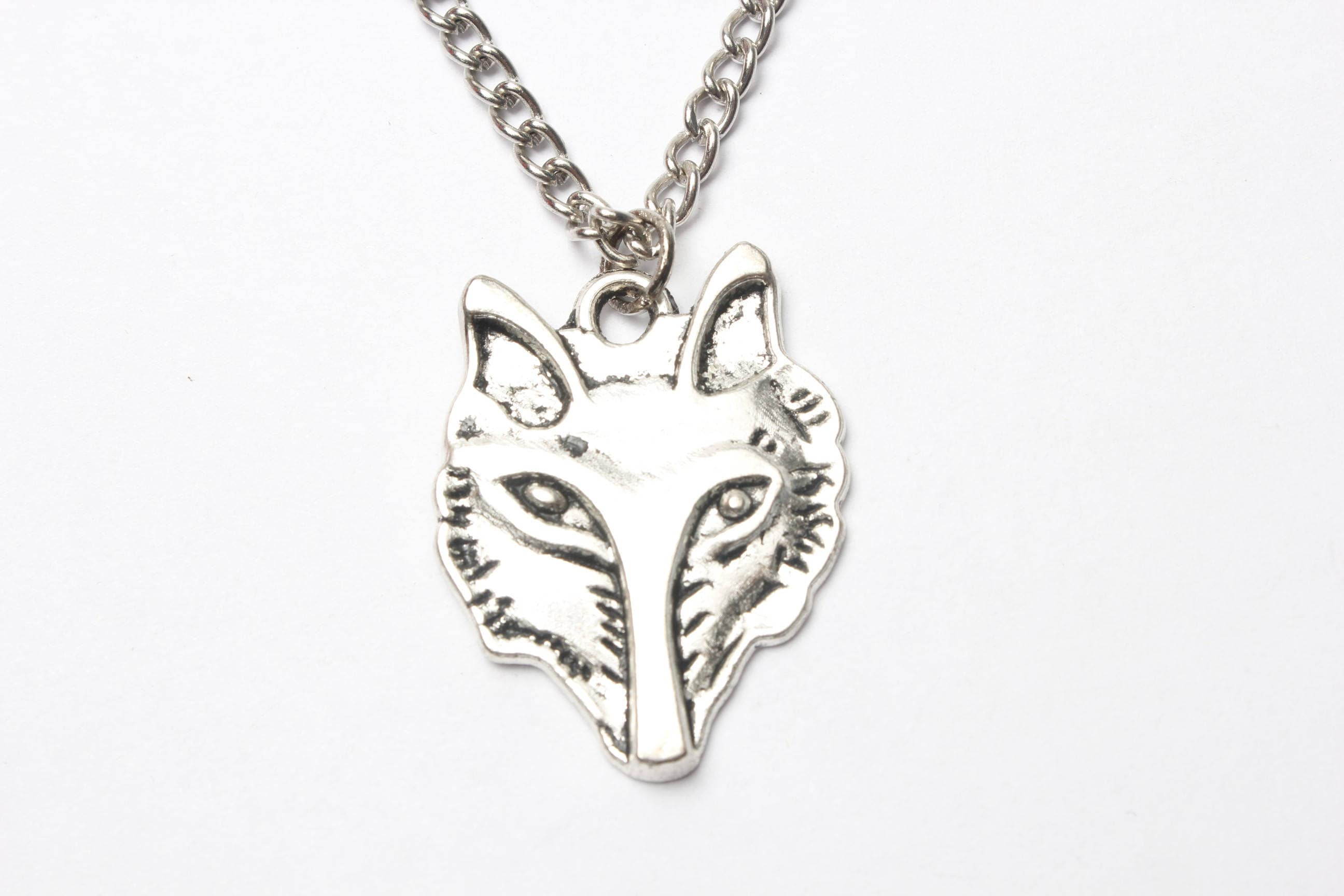 img head goddess mother product crafty celts wolf pendant