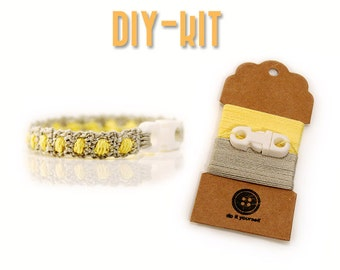 DIY gift kit - crochet kit - diy gift idea - diy kit - DIY gift - DIY gift Kit - diy gift for him - MudenoMade