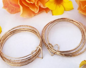 7 Day Bangle Stack