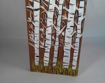 White Trees journal
