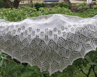 Tabita shawl !! Pattern of Zolanta Zwierzchowska