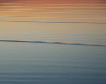 Ripples on the Bay