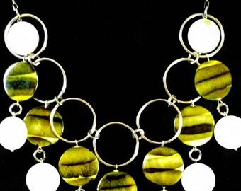 Shells, Shells, Shells Necklace