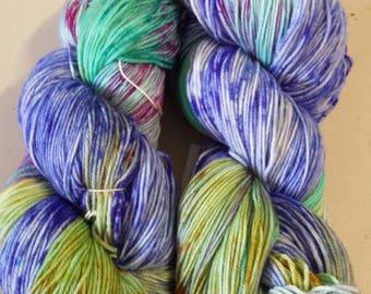 CC17/498 Handdyed Sock Yarn 4ply