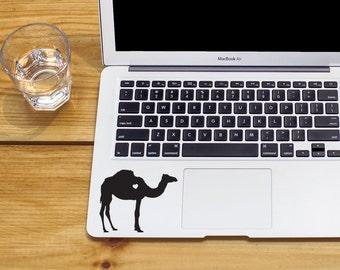 Camel w/ heart camel sticker Car Laptop Vinyl Decal Sticker
